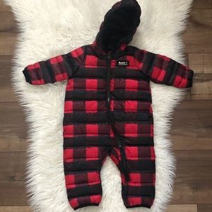 Baby Roots Puffer Snowsuit